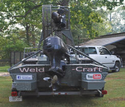 Weld-Craft Bow Fishing Special