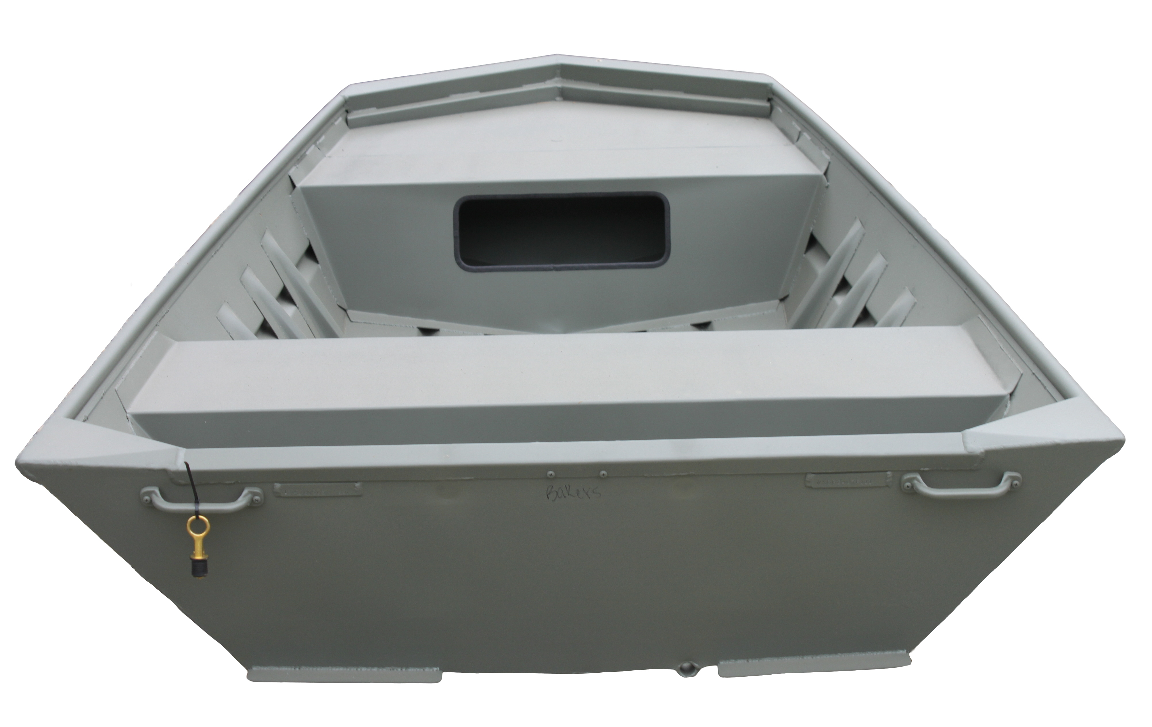 Aluminum fishing boats ebay for Best aluminum fishing boat for the money